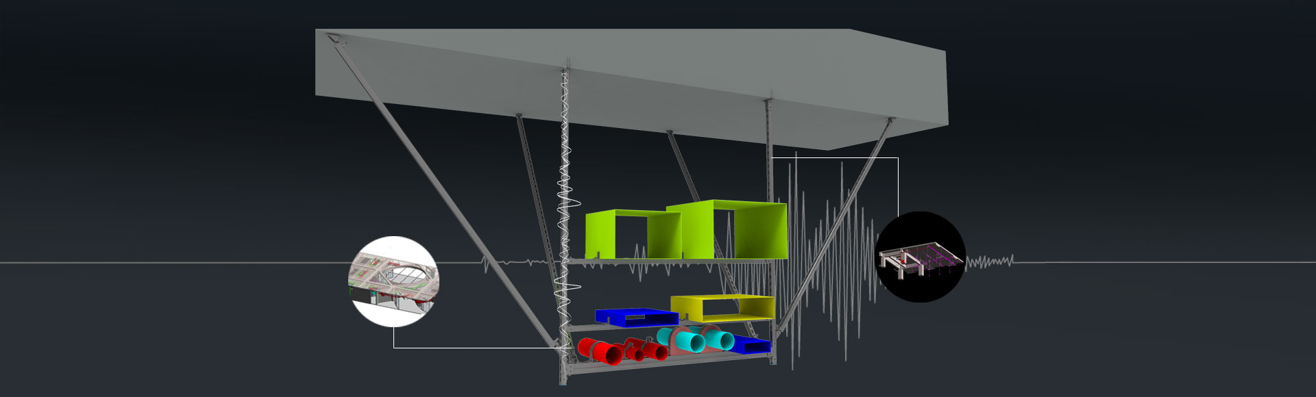 抗震支吊架