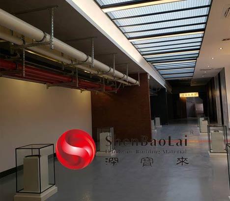 深圳抗震支架厂介绍甘孜崩空式建筑的秘密,还有抗震功能