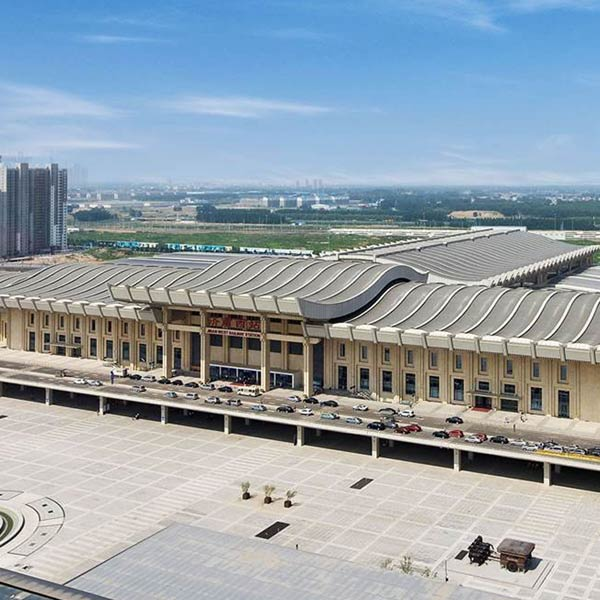 濟南西客站
