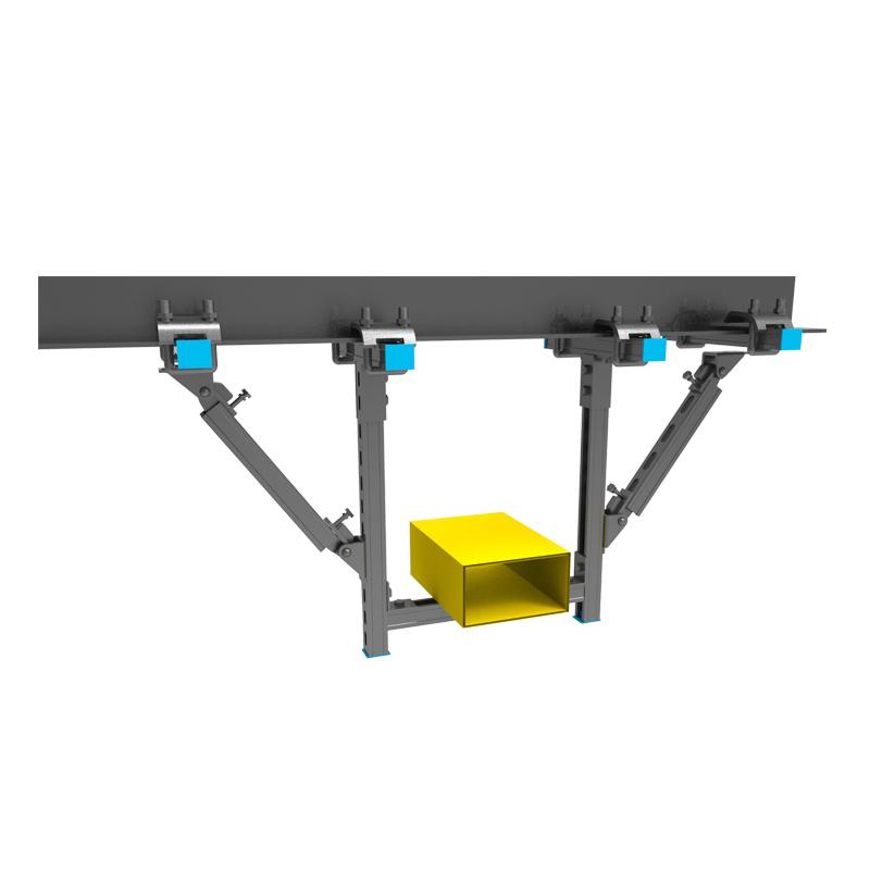 钢结构风管抗震支吊架