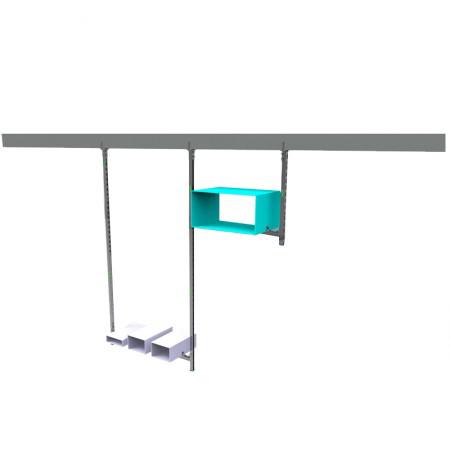 綜合成品支吊架