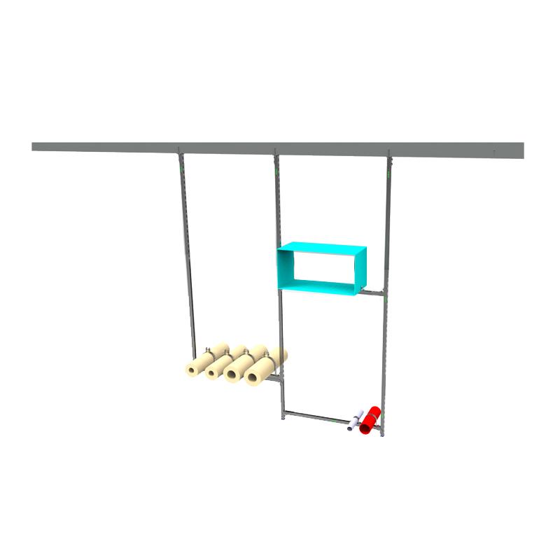 综合成品支吊架
