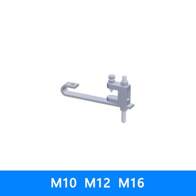 鋼結構螺桿梁夾-電鍍鋅